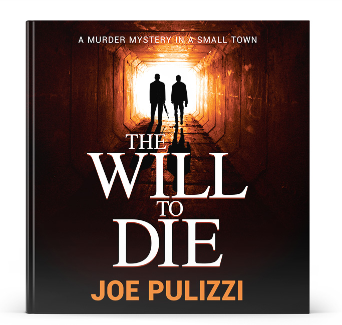 the will to die book cover
